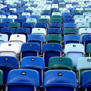 Keine gute Idee: Aussagen so leer wie ein Fußballstadion in der Winterpause. Blid: Andrew Ashton / Flickr.com