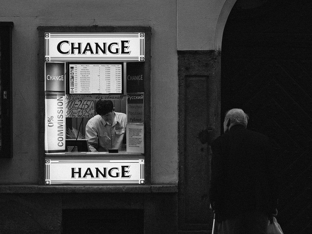 Viele suchen einen Wechsel. Bild: Andreas Schalk, CC-BY 2.0 via flickr
